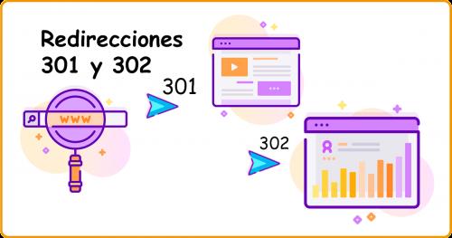 25 Códigos de Redirección 301 y 302 más usados en SEO
